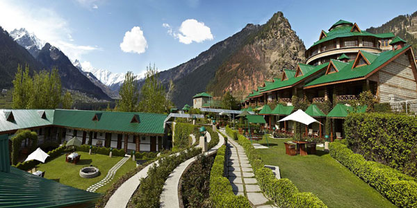 White Meadows Manali Hotel in Manali
