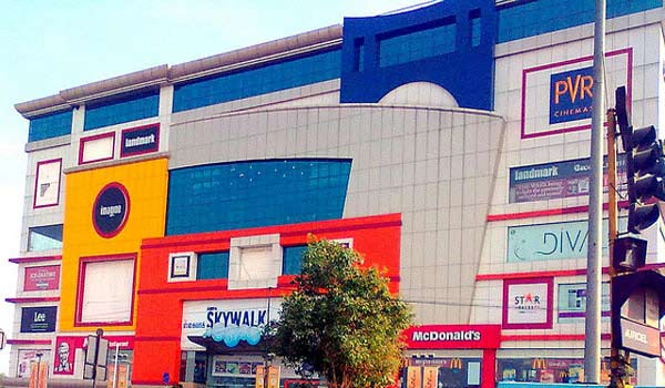 Famous Shopping Malls in Chennai