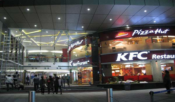 Lake City Mall Udaipur