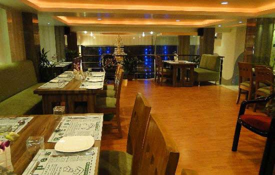 Recipes Restaurant Guwahati.