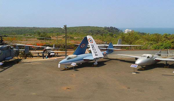 The  Naval Aviation Museum Goa