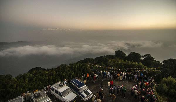 Tiger Hill Darjeeling