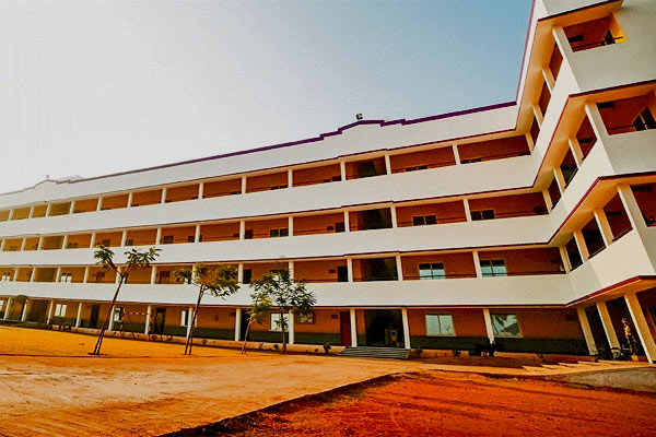 AJ Higher Secondary School in Pondicherry