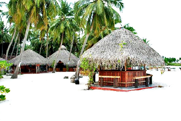 Agatti Island Resort, Lakshadweep