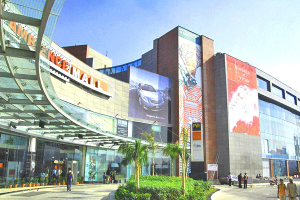 Ambience Mall in Gurugram (Gurgaon)