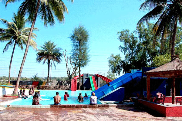 Ammu Water Park and Resort in Mumbai