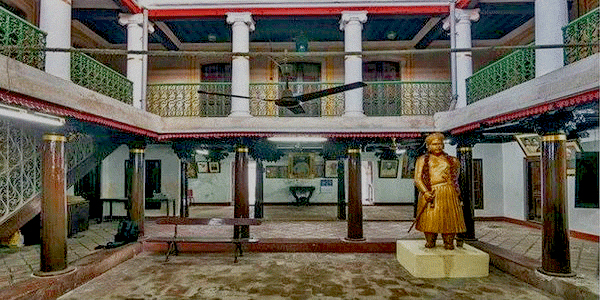 Ananda Ranga Pillai House in Pondicherry