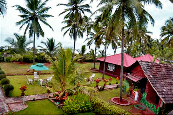 Asokam Beach Resort in Pondicherry