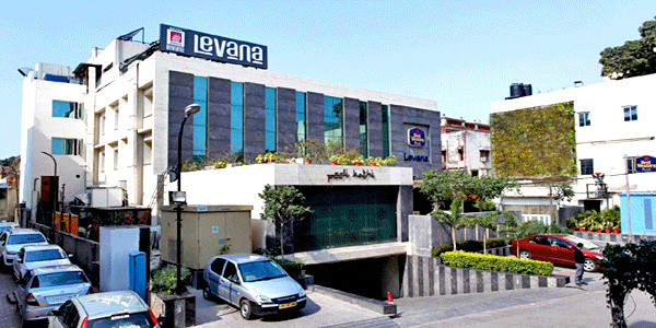 Best Western Plus Levana Hotel in Lucknow