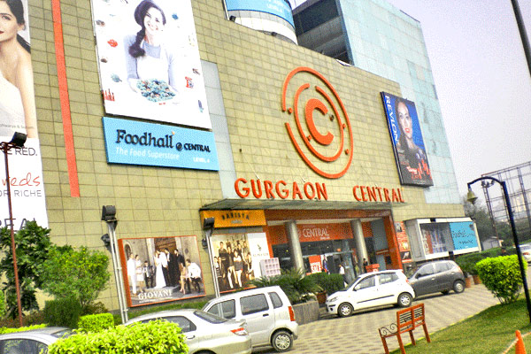 Central Mall in Gurugram