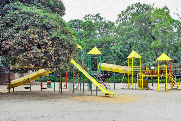 Children's Park at India Gate