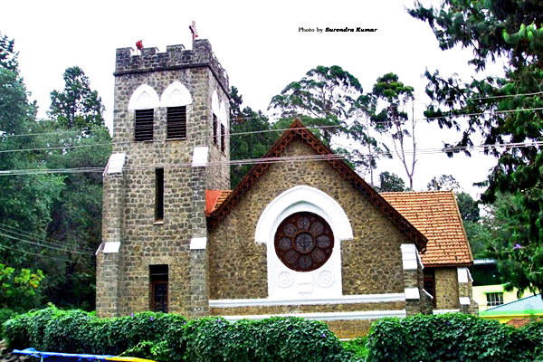 Christ the King Church in Kodaikanal