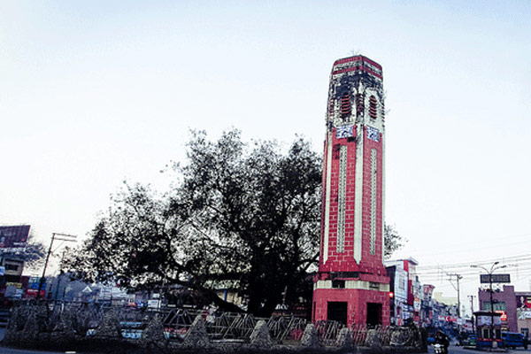 Clock Tower in Dehradun