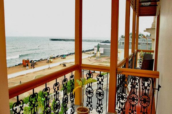 Cours Chabrol Resort in Pondicherry