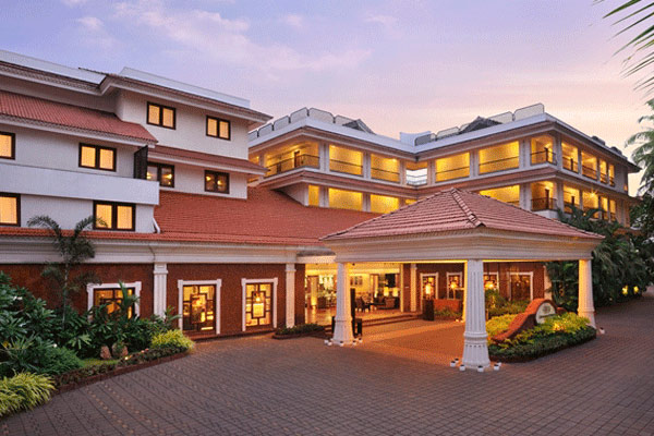 Double Tree by Hilton, Goa