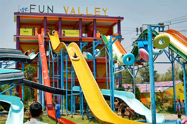 Fun Valley in Uttarakhand