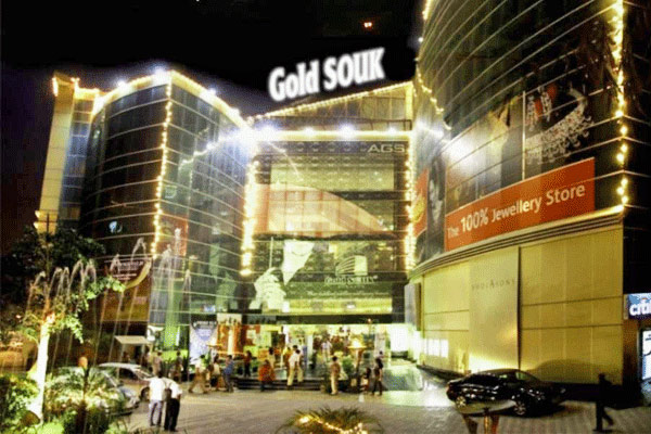 Gold Souk Mall in Gurugram
