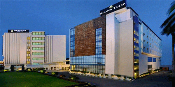 Golden Tulip Hotel in Lucknow