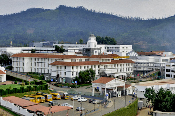 Good Shepherd International School Ooty