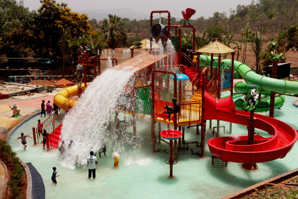 Great Escape Water Park in Mumbai