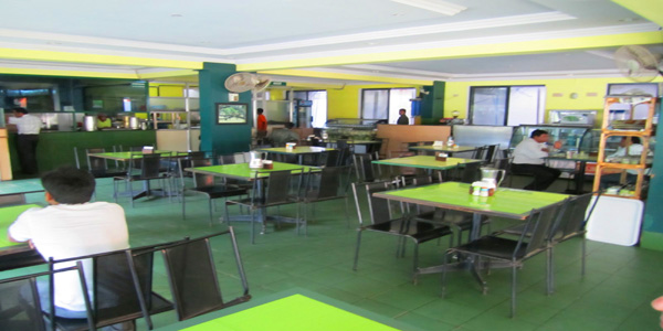 Green Leaf Restaurant in Mysore