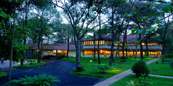 Green Woods Resort in Thekkady