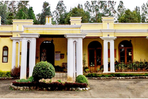 Hebron School in Ooty