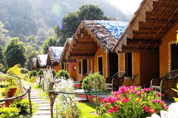 Best Resorts in Rishikesh