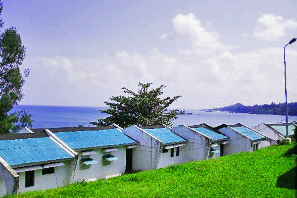 Hornbill Nest Resort in Andaman