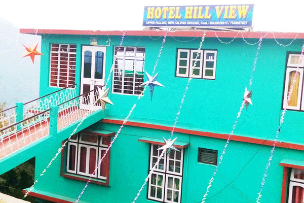 Hotel Hill View, Pelling