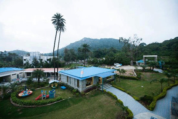 Humming Bird Resort in Mount Abu