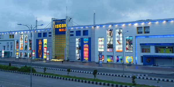 Iscon Mall in Surat