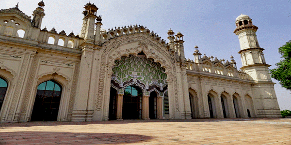 Jama Masjid Mosque in Lucknow