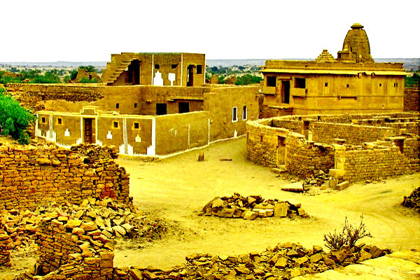 Kuldhara Village in Jaisalmer