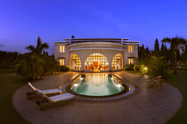 Lalit Golf & Spa Resort, Goa