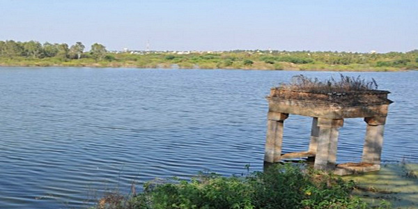 Lingambudhi Lake in Mysore