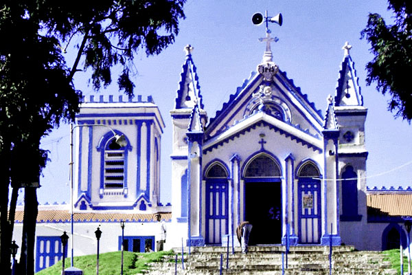 Lutheran Church in Kodaikanal