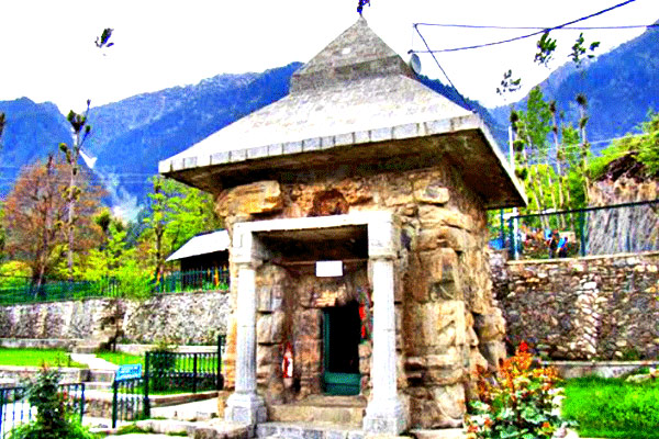 Mamleshwar Temple in Pahalgam
