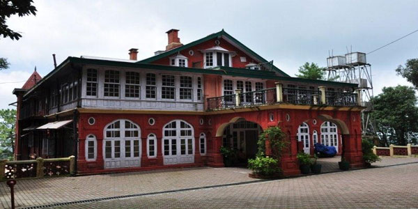 Manorville mansion in Shimla