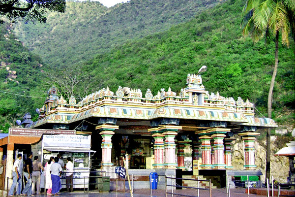 Marudhamalai Hill Temple in Coimbatore