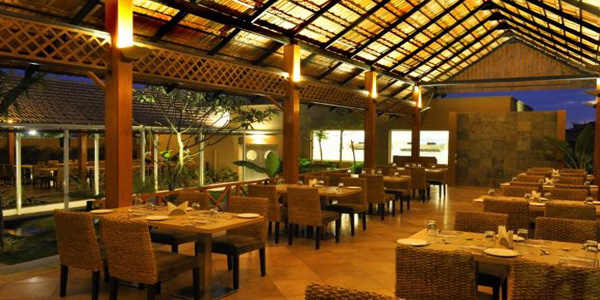 Oyster Bay Restaurant in Mysore