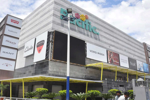 Pacific Malls in Dehradun