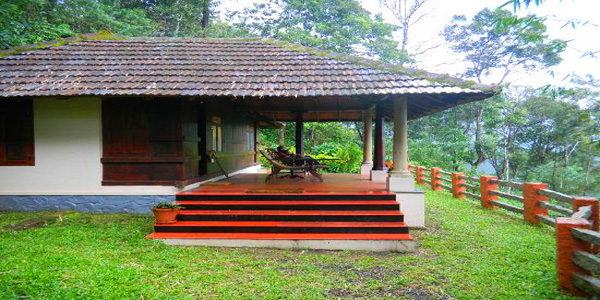 Paradisa Plantation Retreat in Thekkady