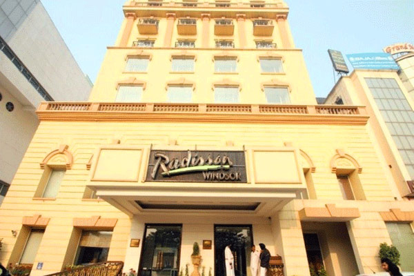 Radisson Windsor hotel, Jalandhar