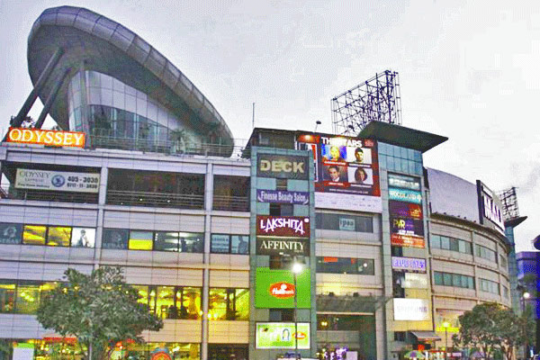 Sahara Mall in Gurugram(Gurgaon)
