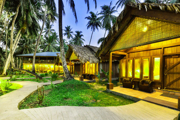 SeaShell Resort in Andaman