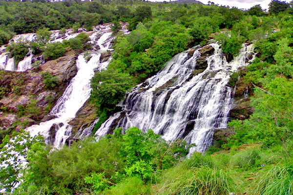 Shivanasamudra Waterfall