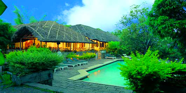 Spice Village Resort in Thekkady
