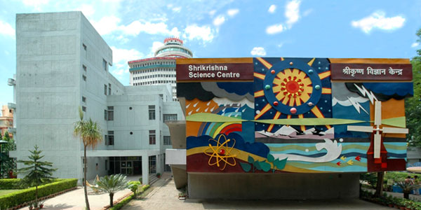 Srikrishna Science Centre in Patna
