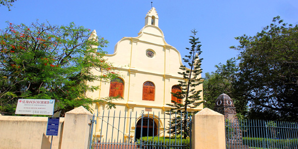 St. Francis Church in Cochin